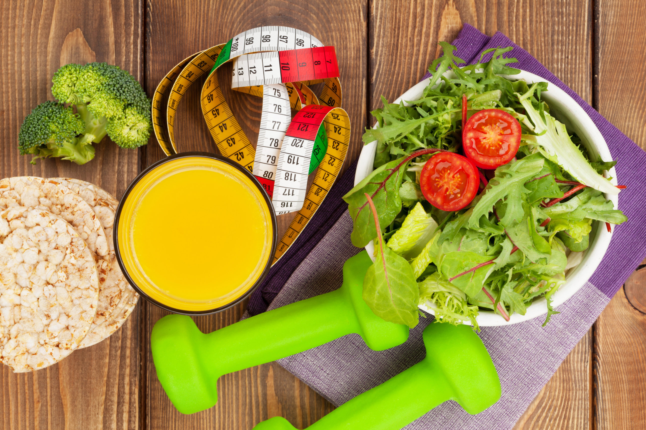 fitness competitor diets