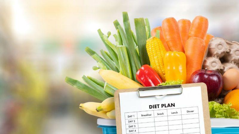 mma diet plan