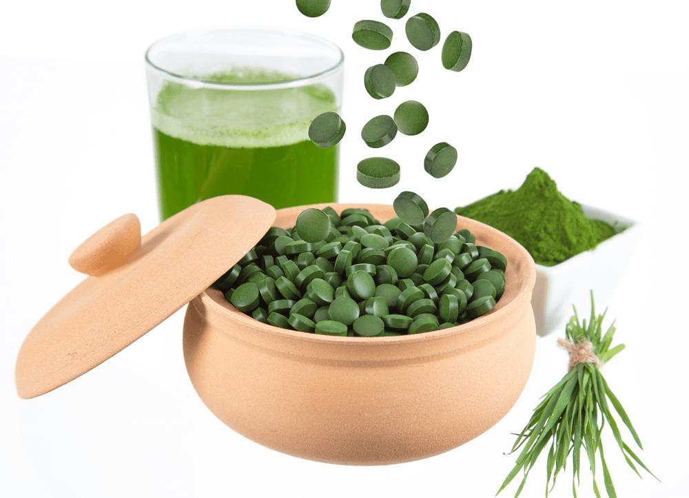 spirulina gluten free